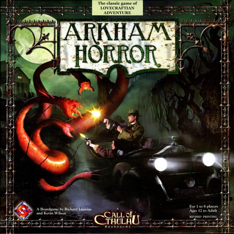 Rental: Arkham Horror 2nd Ed