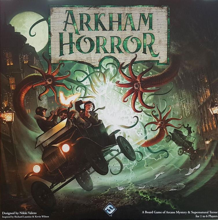 Rental: Arkham Horror 3rd Ed