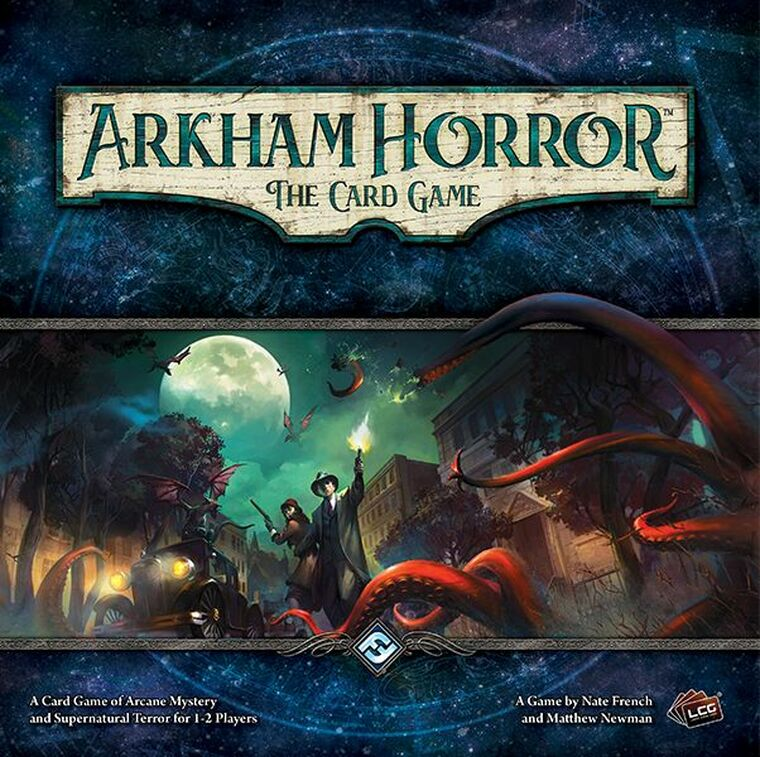 Rental: Arkham Horror LCG