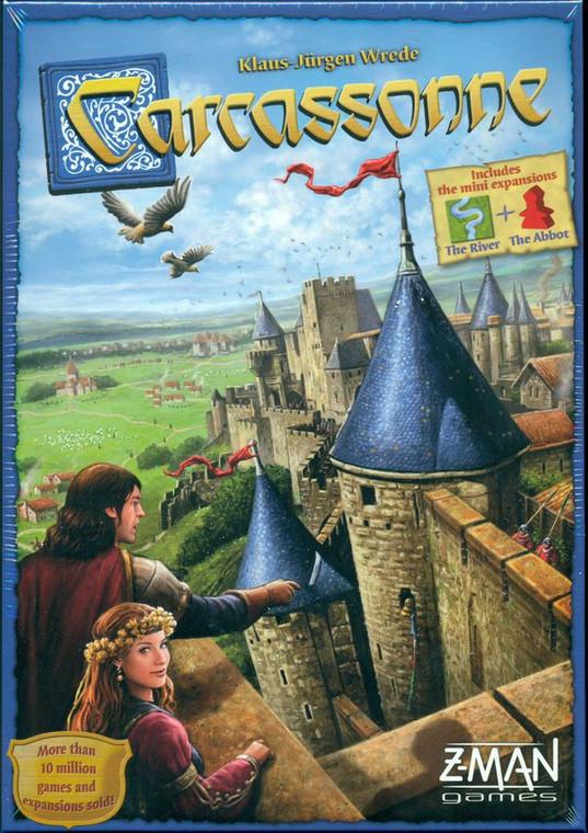 Rental: Carcassonne