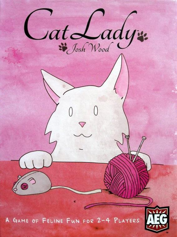 Rental: Cat Lady