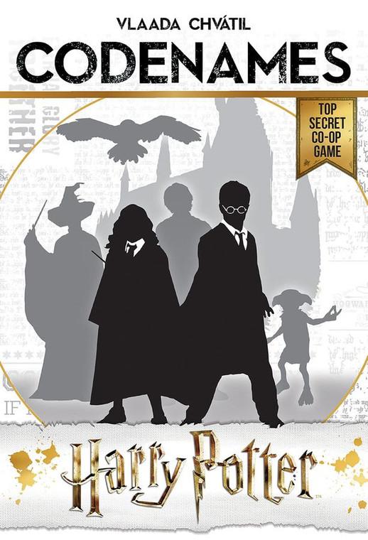 Rental: Codenames Harry Potter
