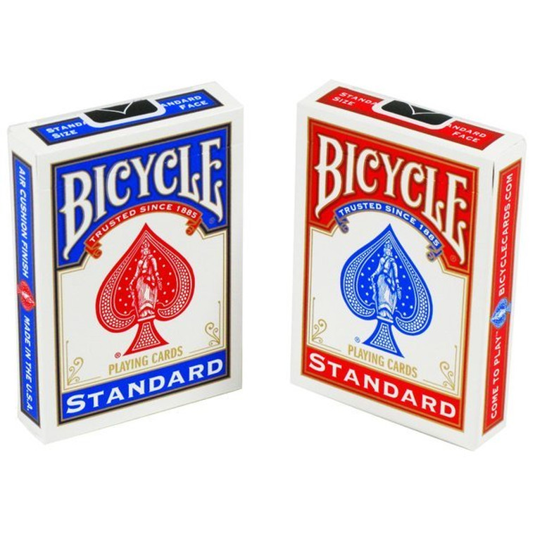 Playing Cards Bicycle Standard