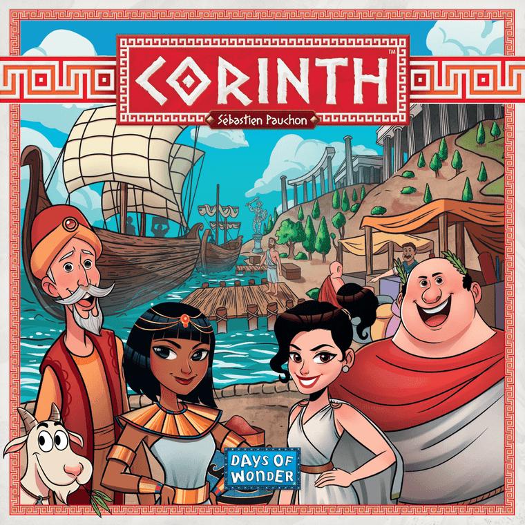 Rental: Corinth