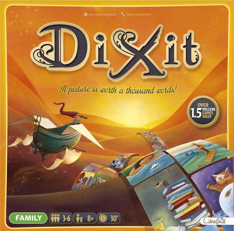 Rental: Dixit 2nd Copy