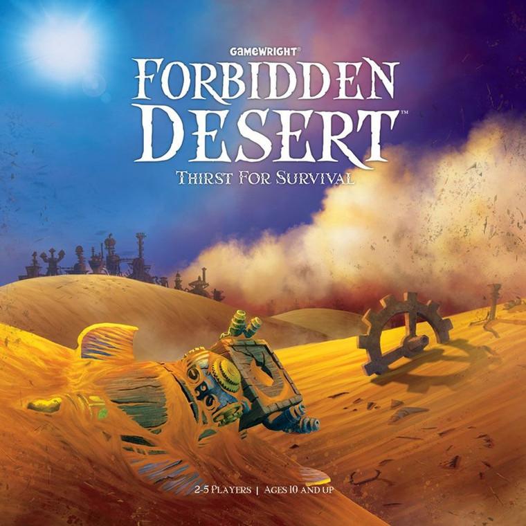 Rental: Forbidden Desert