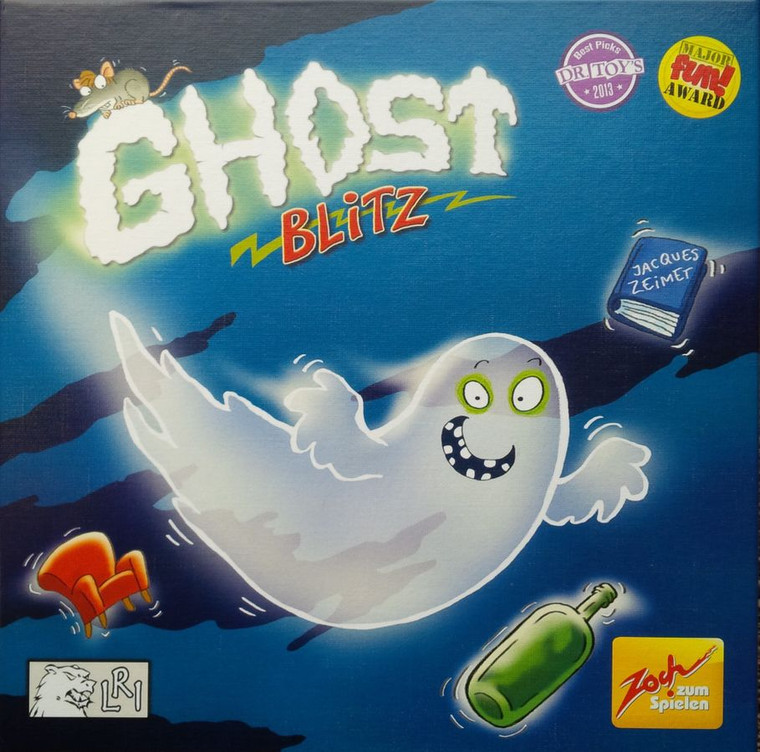 Rental: Ghost Blitz