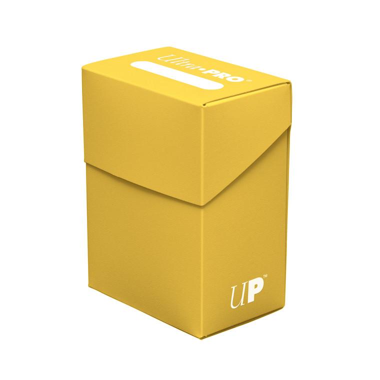 Deck Box 80ct Yellow