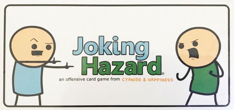 Rental: Joking Hazard