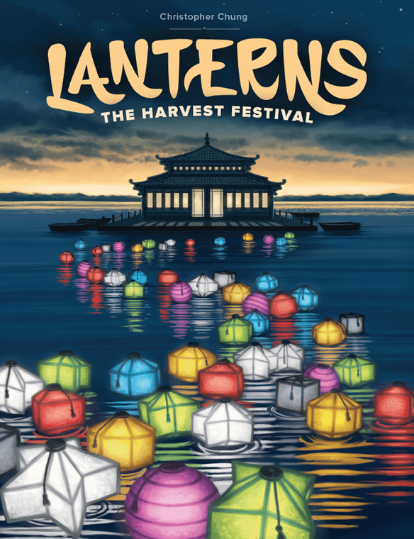 Rental: Lanterns The Harvest Festival