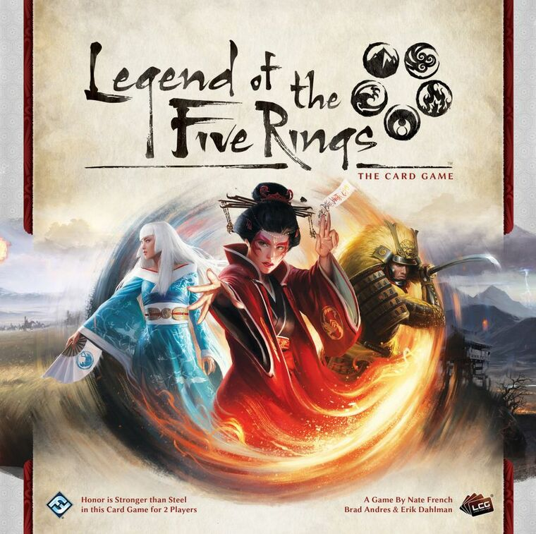 Rental: Legend of the Five Rings