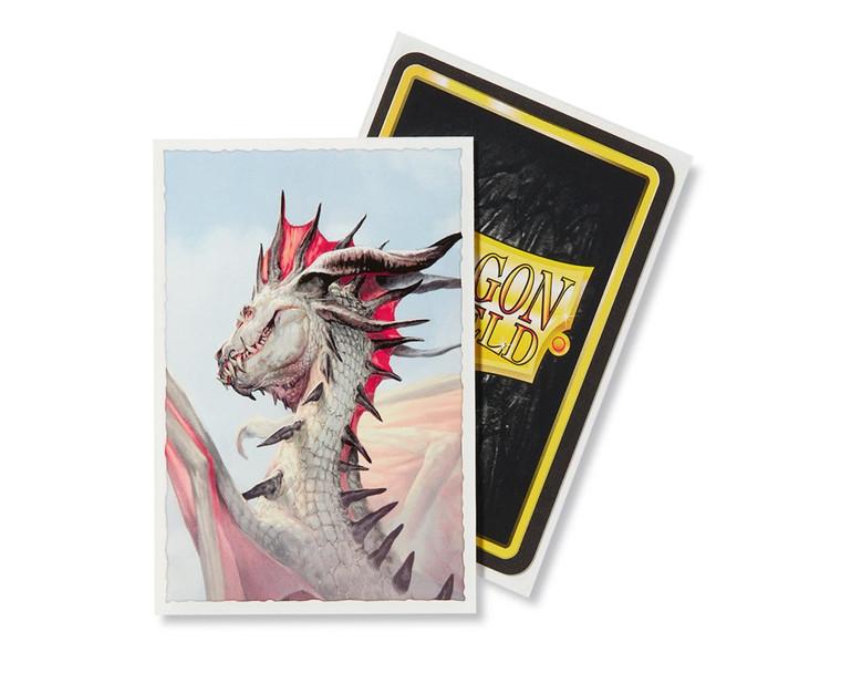 Dragon Shield Art Classic 100ct Qoll