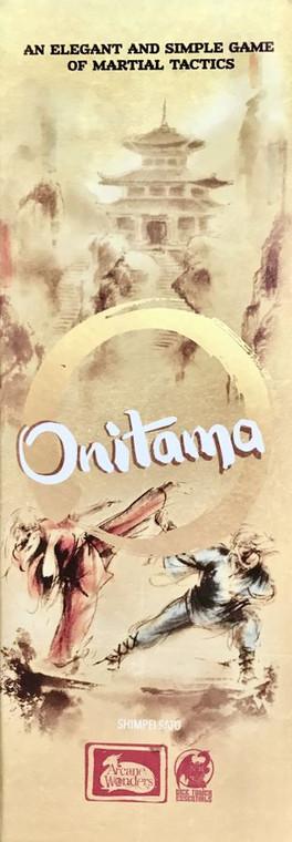 Rental: Onitama