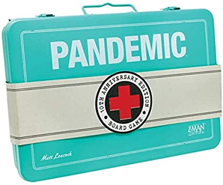 Rental: Pandemic 10th Anniversary