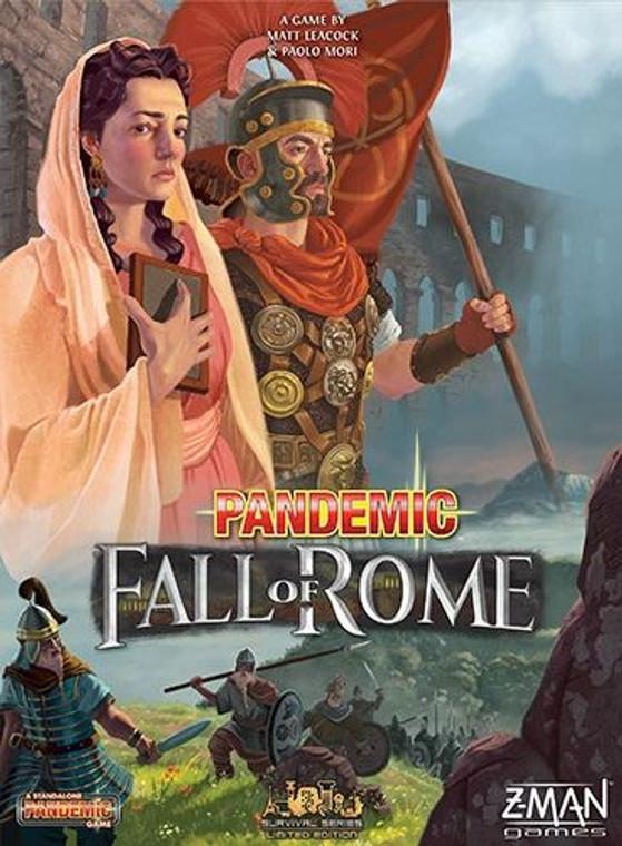 Rental: Pandemic Fall of Rome