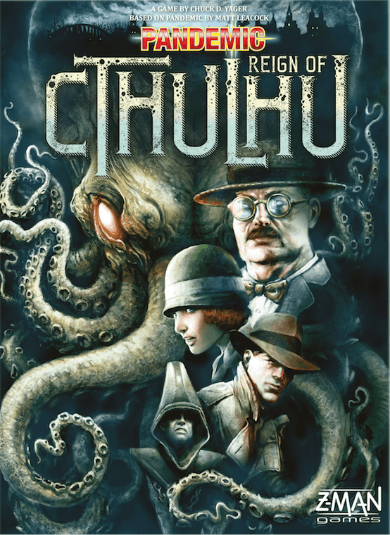 Rental: Pandemic Reign of Cthulhu