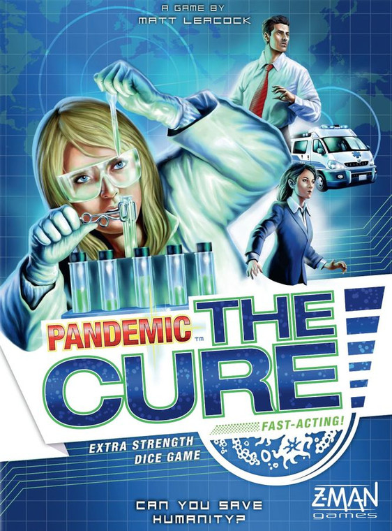 Rental: Pandemic The Cure