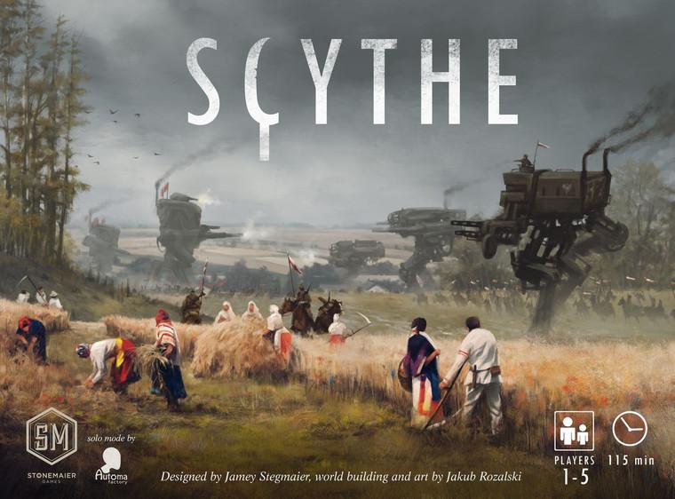 Rental: Scythe