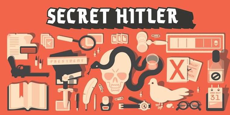Rental: Secret Hitler