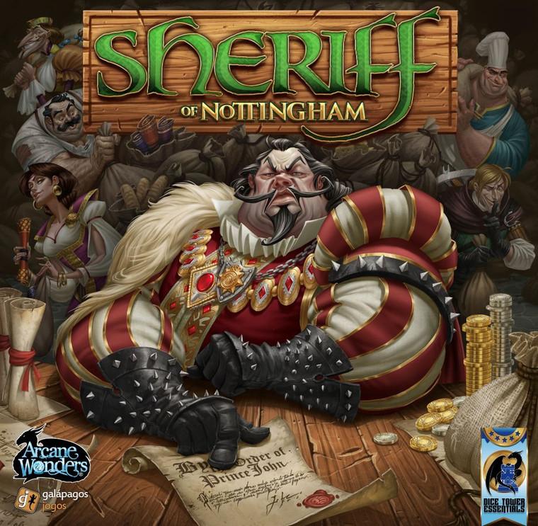 Rental: Sheriff of Nottingham