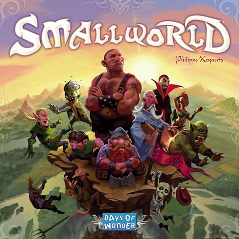 Rental: Small World