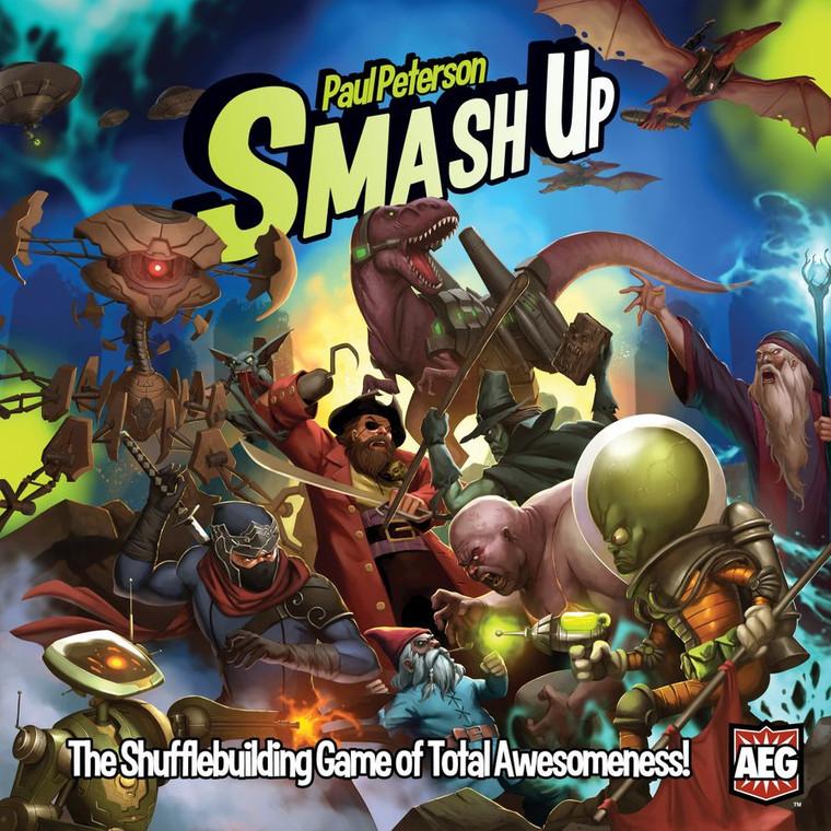 Rental: Smash Up