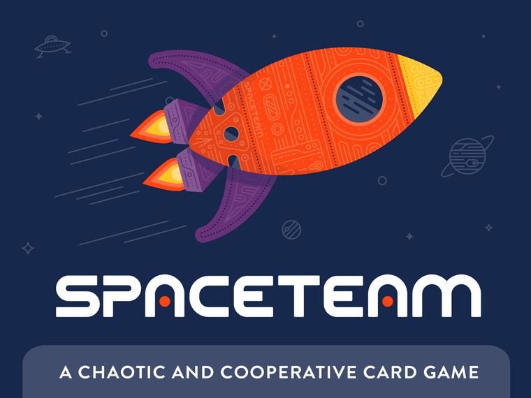 Rental: Spaceteam