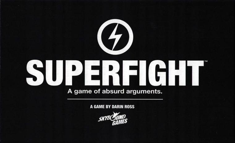 Rental: Superfight