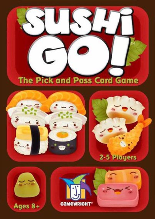 Rental: Sushi Go 2nd Copy