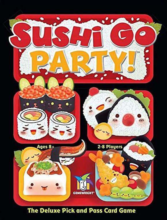 Rental: Sushi Go Party!