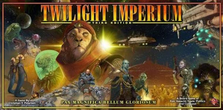 Rental: Twilight Imperium 3rd Ed.