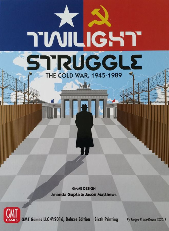 Rental: Twilight Struggle