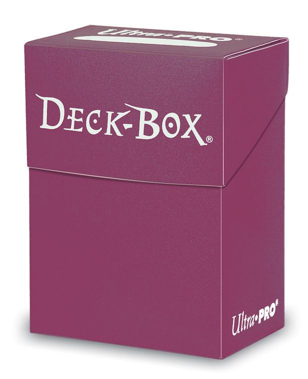 Deck Box 80ct Blackberry