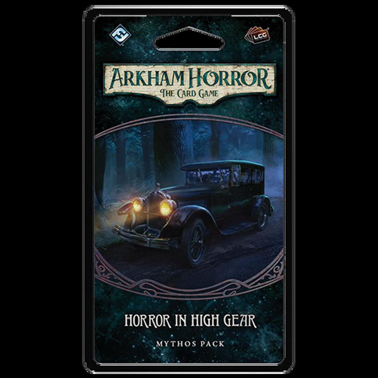 Arkham LCG Horror in High Gear Mythos