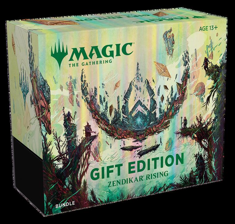 Zendikar Rising Gift Edition Bundle