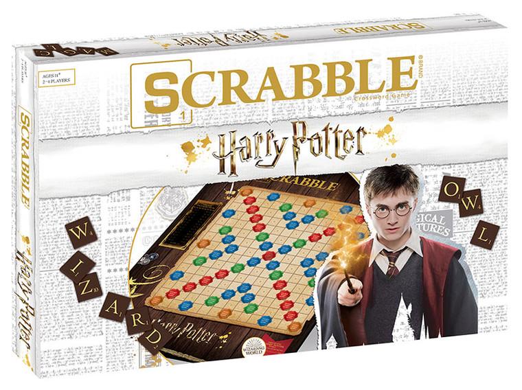 Scrabble World of Harry Potter