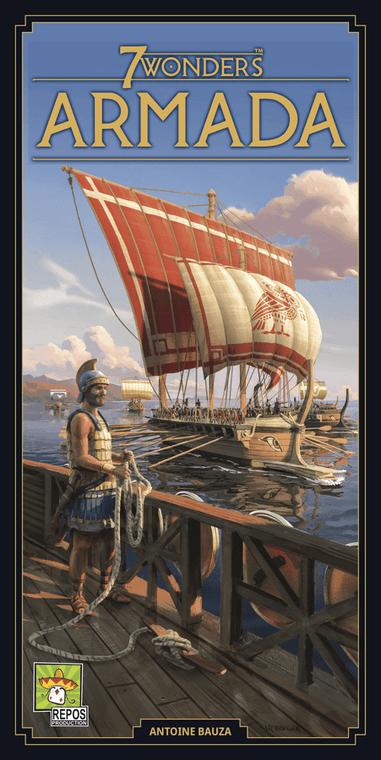7 Wonders Armada (New Edition)