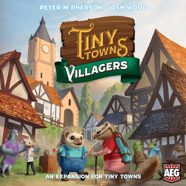 Tiny Towns Villagers