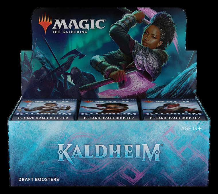 Kaldheim Draft Booster Box