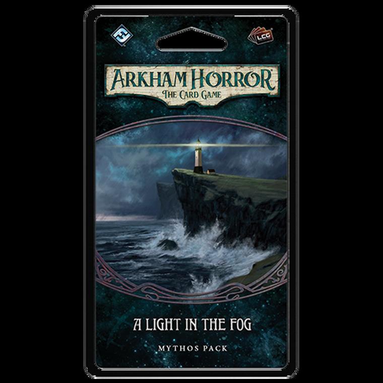 Arkham LCG A Light in the Fog Mythos