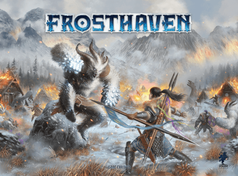 *Pre-Order* Frosthaven