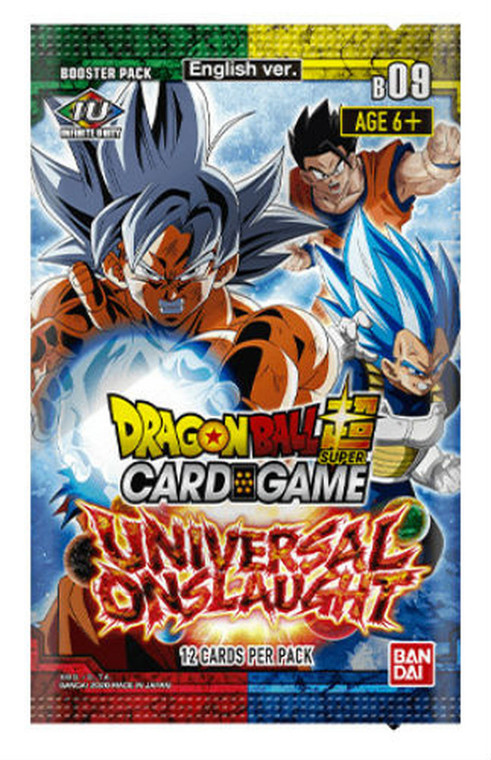 Dragon Ball Super Universal Onslaught Booster Pack