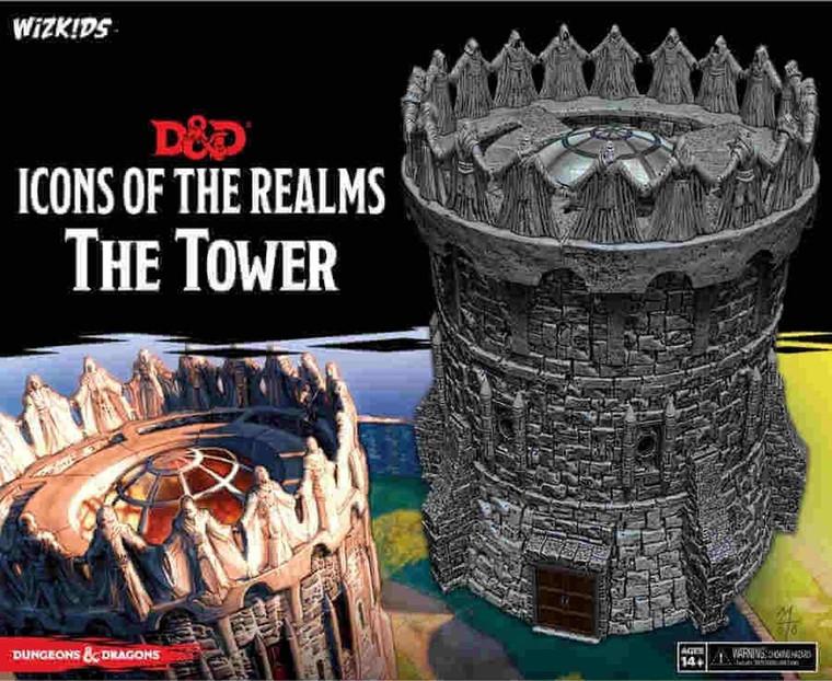 IOTR The Tower