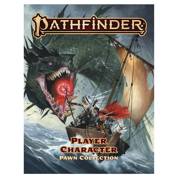 Pathfinder 2E Player Character Pawn Collection
