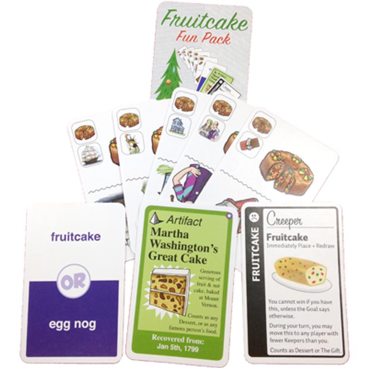 Fluxx Fruitcake Fun Pack