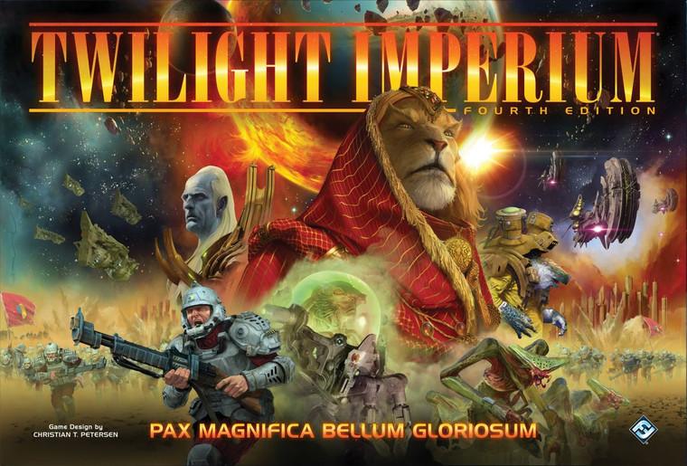 Twilight Imperium 4th Ed