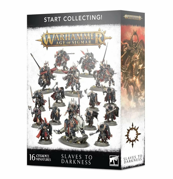 Warhammer Age of Sigmar Slaves To Darkness Start Collecting