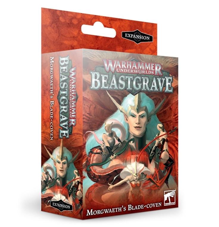 Warhammer Underworlds Beastgrave Morgwaeth's Blade-coven