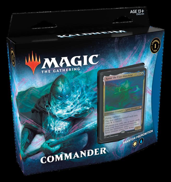 Commander Kaldheim Phantom Premonition