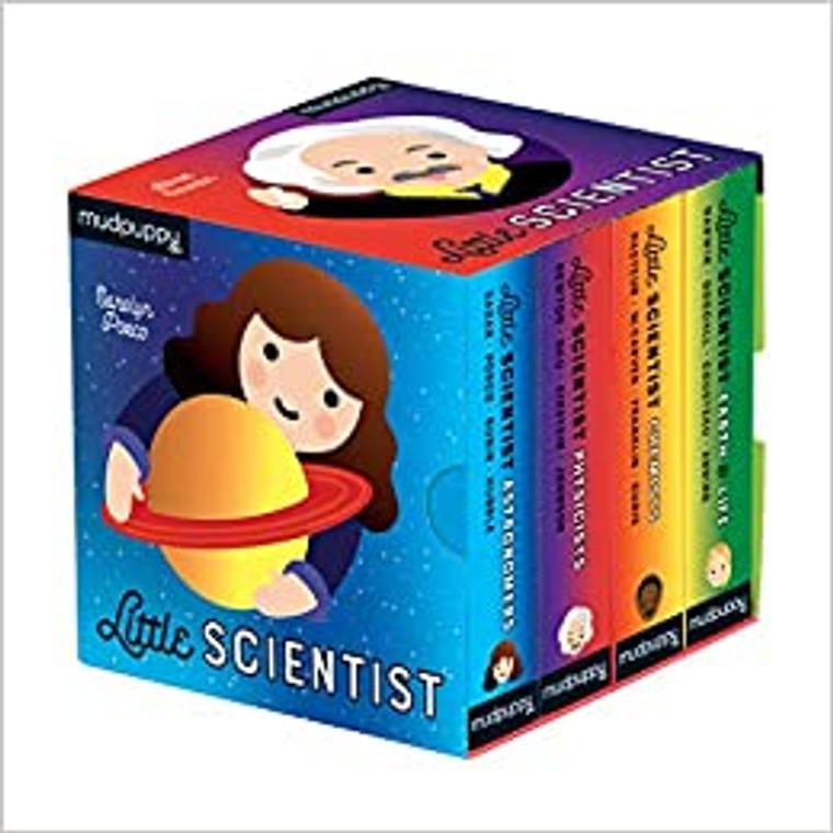 Little Scientist Book Set